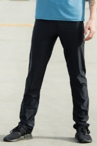 Mens Slim Fit Pants